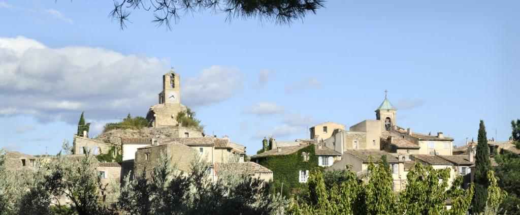 Etoile de Marie - Vetement en lin - Lourmarin - Lourmarin - panoramique
